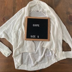 ecote Urban Outfitters Cardigan Sweater
